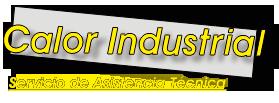 Calor Industrial. Calefacción, Fontanería y gas. Segovia Logo